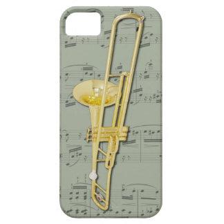 Capa de telefone do Trombone (válvula). Cor da