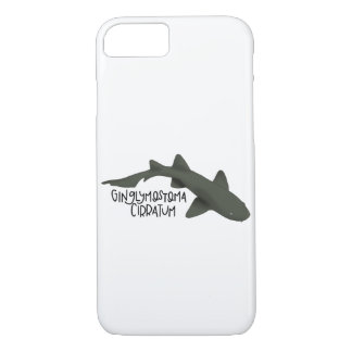 Capa de telefone do tubarão de enfermeira