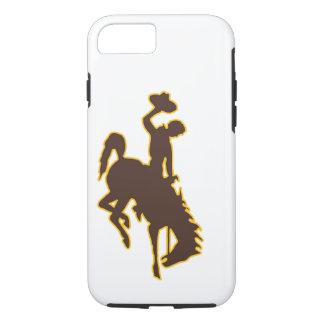 Capa de telefone do vaqueiro do rodeio
