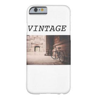 Capa de telefone do vintage capa barely there para iPhone 6
