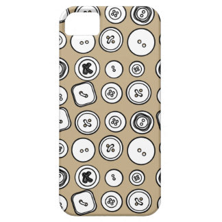 Capa de telefone dos botões