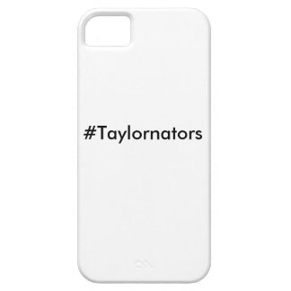 capa de telefone dos #Talornators do iPhone 5s