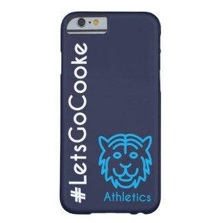 Capa de telefone dos tigres de Cooke