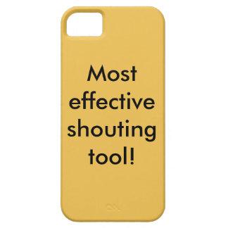Capa de telefone engraçada capa barely there para iPhone 5