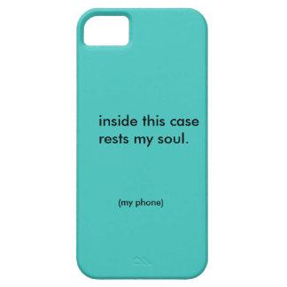 capa de telefone engraçada capa para iPhone 5