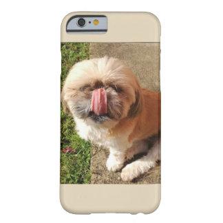 Capa de telefone engraçada do cão de Shih Tzu