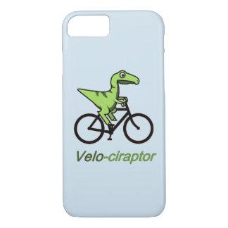 capa de telefone engraçada do Velociraptor