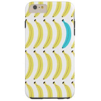 Capa de telefone engraçada - impressão da banana -
