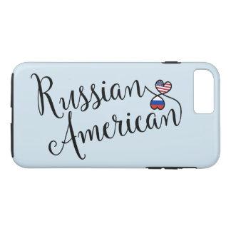 Capa de telefone entrelaçada americano do móbil