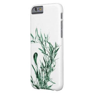 Capa de telefone esperta de bambu verde de Jitaku
