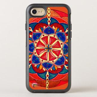 Capa de telefone feita sob encomenda de Otterbox Capa Para iPhone 7 OtterBox Symmetry