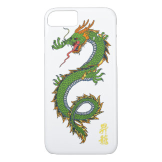 capa de telefone final do dragão do iPhone 7
