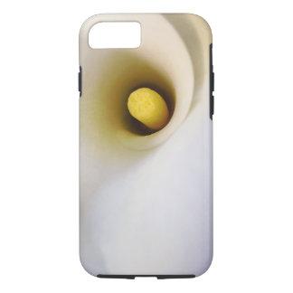 Capa de telefone floral/cobrir do lírio de Calla