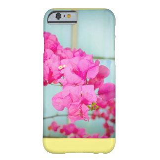 Capa de telefone floral cor-de-rosa
