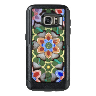 Capa de telefone floral coreana