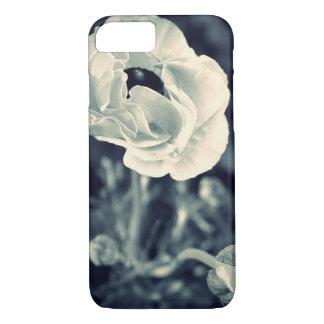 Capa de telefone floral da arte