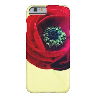 Capa de telefone floral da arte capa barely there para iPhone 6