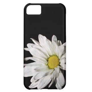Capa de telefone floral da margarida