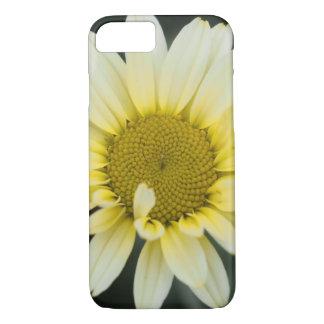 Capa de telefone floral da margarida amarela para