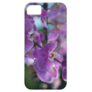 Capa de telefone floral da orquídea