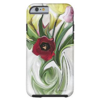 Capa de telefone floral da valsa vienense por Suzy