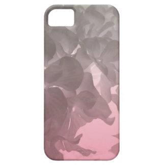 Capa de telefone floral do hydrangea de Ombre