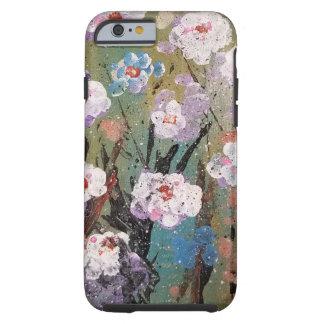 Capa de telefone floral do primavera