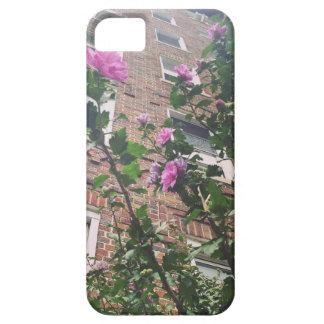 Capa de telefone floral do vintage capas para iPhone 5