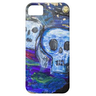 Capa de telefone gótico assustador da arte dos