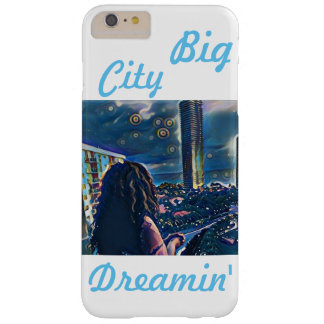 Capa de telefone grande de Dreamin da cidade