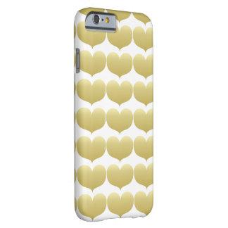 Capa de telefone grande do iPhone 6/6s do coração