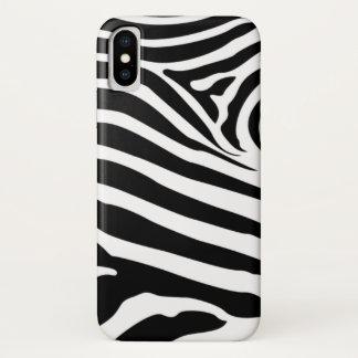Capa de telefone - impressão da zebra