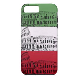 Capa de telefone italiana da bandeira de Roma