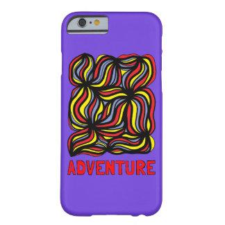 """Capa de telefone lustrosa da """"aventura"""""""