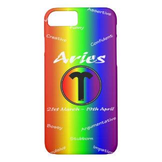 Capa de telefone móvel do Aries de Sharnia