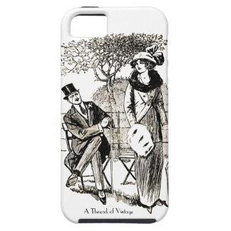 Capa de telefone móvel do impressão do vintage - capa para iPhone 5