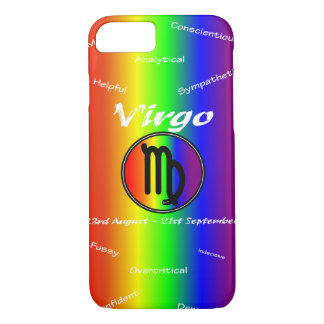Capa de telefone móvel do Virgo de Sharnia