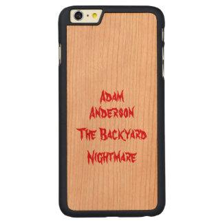 Capa de telefone oficial de Adam Anderson