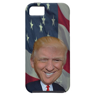 Capa de telefone para Iphone com caricatura Donald