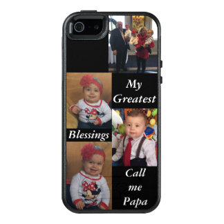 Capa de telefone personalizada da foto
