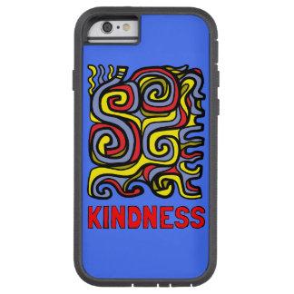 """Capa de telefone resistente de Xtreme da """"bondade"""""""