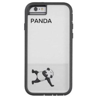 Capa de telefone resistente /iPhone 6/6s da panda