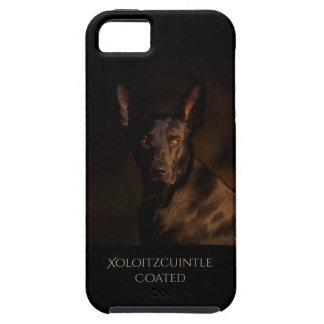 Capa de telefone revestida de Xoloitzcuintle