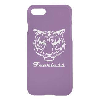 Capa de telefone sem medo do defletor do tigre
