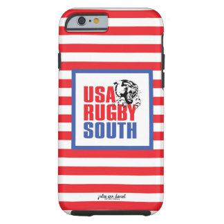 Capa de telefone sul do rugby de Iphone 6/6S EUA