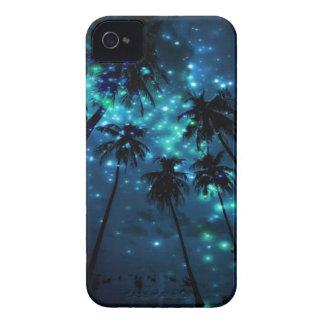 Capa de telefone tropical do iPhone 4 do paraíso