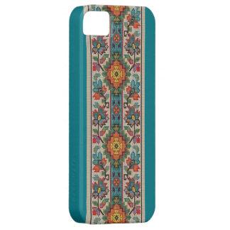 Capa de telefone ucraniana do bordado do Slavic do