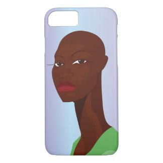 Capa de telefone verdadeira da beleza