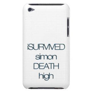 Capa do ipod touch alta da morte de Simons Capa Para iPod Touch