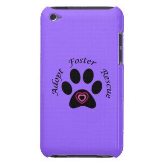 Capa do ipod touch animal do salvamento